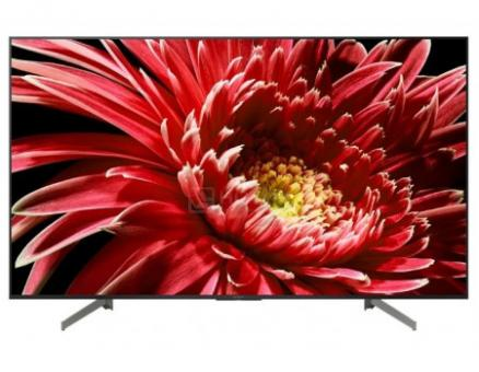 Телевизор SONY 55 LED, UHD, Smart TV (Android), Звук (20 Вт (2x10 Вт)) , 4xHDMI, 3xUSB, 1xRJ-45, Черный KD-55XG8596