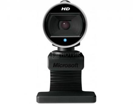 Камера Web Microsoft LifeCam Cinema HD, USB , Черный H5D-00015