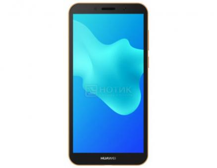 """Смартфон Huawei Y5 lite Amber Brown (Android 8.1 (Oreo)/MT6739 1500MHz/5.45"""" 1440x720/1024Mb/16Gb/4G LTE ) [51093XXQ]"""