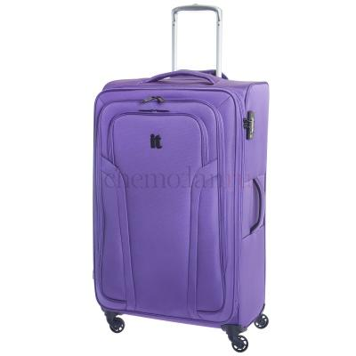 Чемодан большой IT Luggage 120942E04-L purple (Megalite purple)