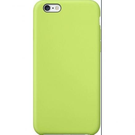 Чехол-накладка для Apple Silicone Case для iPhone 6/6S (Зеленый) (810113)
