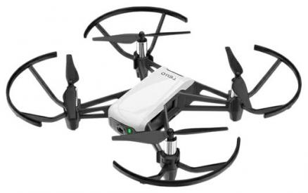 Квадрокоптер Ryze Tello Drone with 5MP HD Camera White (Квадрокоптеры)