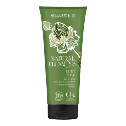Natural Flowers Nutri Mask