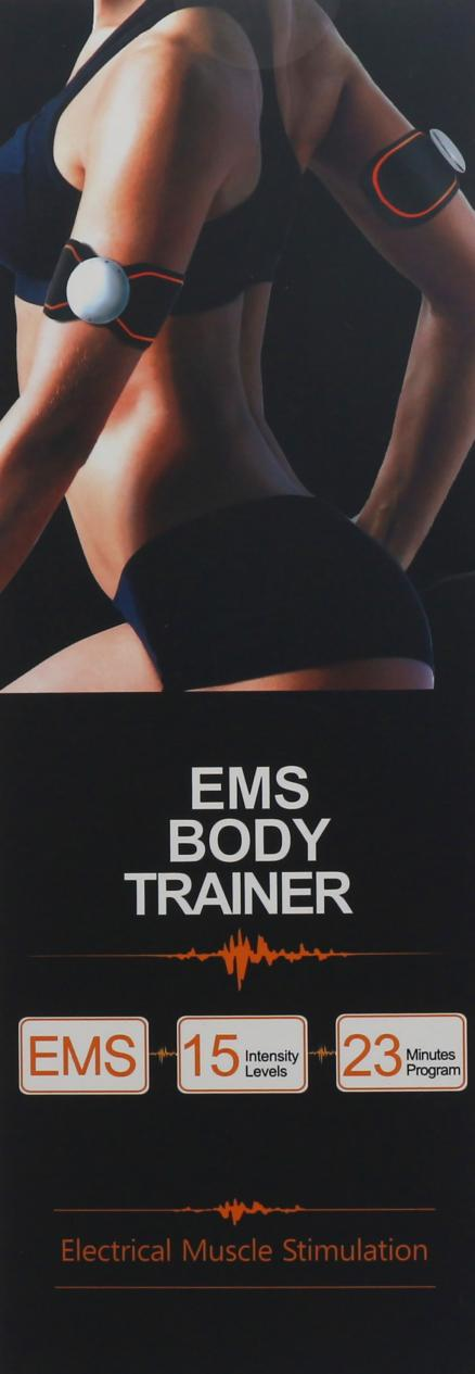 EMS Power Muscle Trainer LD-1502B2
