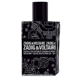 ZADIG&VOLTAIRE This Is Him! Capsule Collection Туалетная вода, спрей 50 мл
