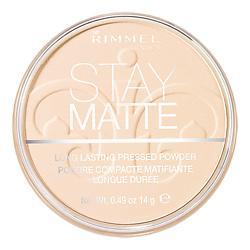 RIMMEL Матирующая пудра для лица Stay Matt № 005 Silky Beige