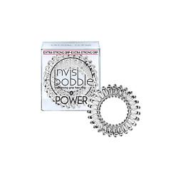 INVISIBOBBLE Резинка-браслет для волос invisibobble POWER Crystal Clear 3 шт.