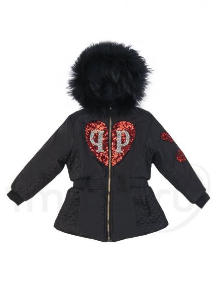 Куртка Philipp Plein Poison Love Jacket