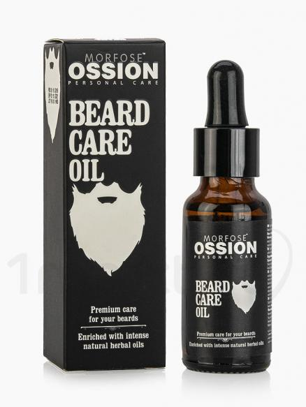 Масло для бороды и усов Morfose Ossion Beard Care Oil