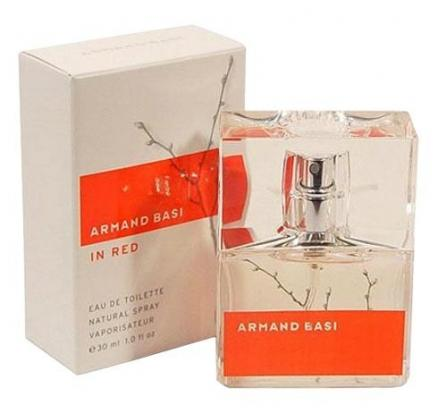 Armand Basi in Red w 30ml edt