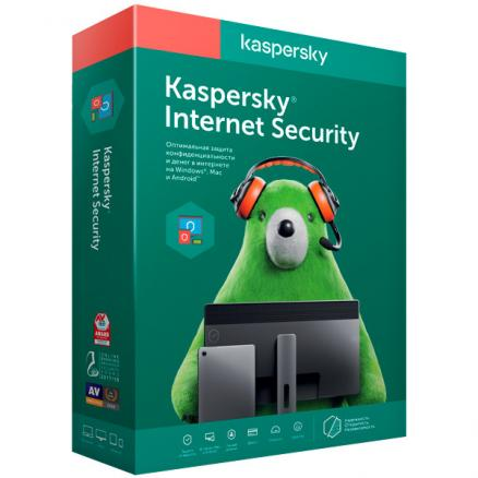 Антивирус Kaspersky (Продлен.лиценз.Kaspersky Internet Security 2ПК/1г)