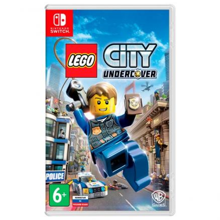 Игра для Nintendo (Lego City Undercover Switch)