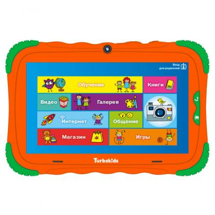 Планшет TurboKids (S5 16Gb Orange)