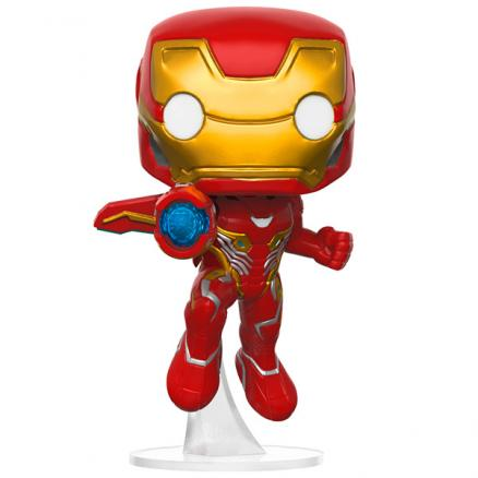 Фигурка Funko (POP! Bobble:Marvel:Avengers Infinity War:Iron Man)