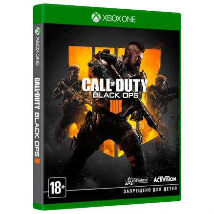 Xbox One игра Activision (Call of Duty:Black Ops 4)
