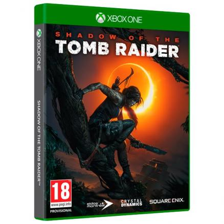 Видеоигра для Xbox One . (Shadow of the Tomb Raider)
