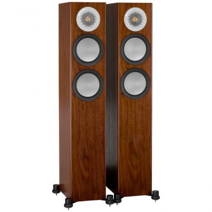 Напольные колонки Monitor Audio (Silver 200 Walnut)