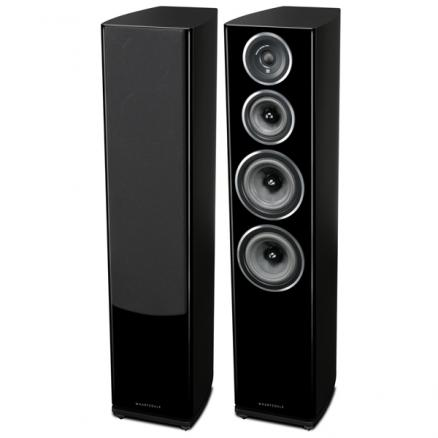 Напольные колонки Wharfedale (Diamond 11.4 Black Wood)