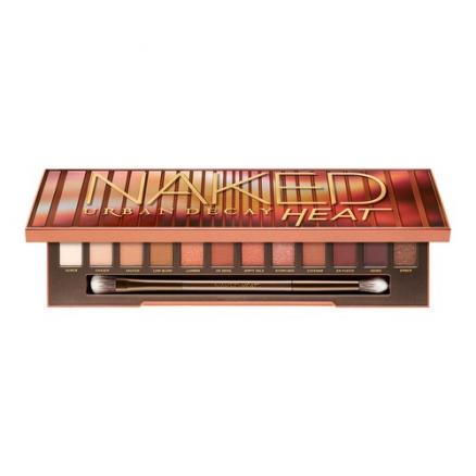 Urban Decay Naked Heat Палетка теней для век Naked Heat Палетка теней для век