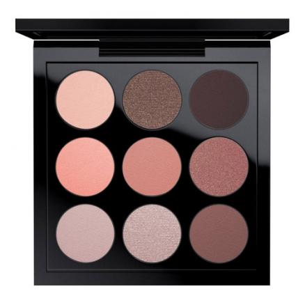 MAC EYE SHADOW DUSKY ROSE TIMES NINE X9 Палетка теней EYE SHADOW DUSKY ROSE TIMES NINE X9 Палетка теней