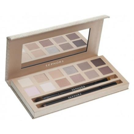 SEPHORA COLLECTION Delicate Nude Палетка теней Delicate Nude Палетка теней