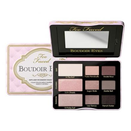 Too Faced BOUDOIR EYES Палетка теней BOUDOIR EYES Палетка теней