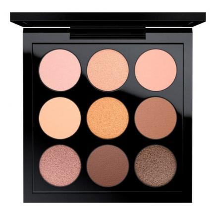 MAC EYE SHADOW AMBER TIMES NINE X9 Палетка теней EYE SHADOW AMBER TIMES NINE X9 Палетка теней