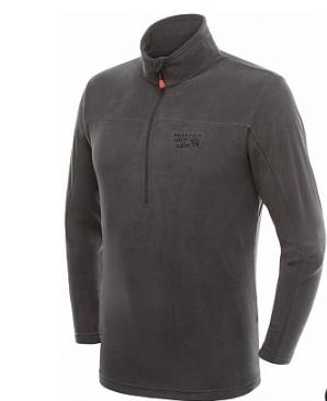 Джемпер мужской Mountain Hardwear MicroChill Lite Zip T