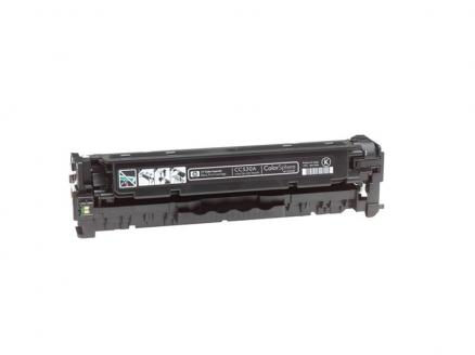 CC530A OEM [Чёрный 2800стр для HP Color LaserJet CP2025/CM2320mfp compatible]