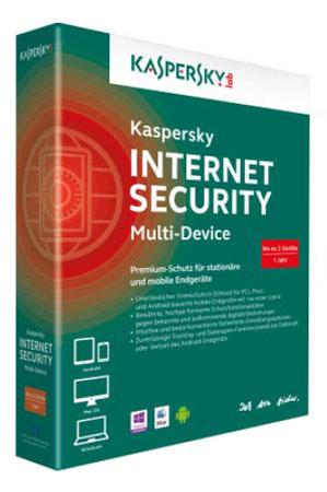 Internet Security Multi-Device 2016 [2 ПК, 1 год, Base Box]