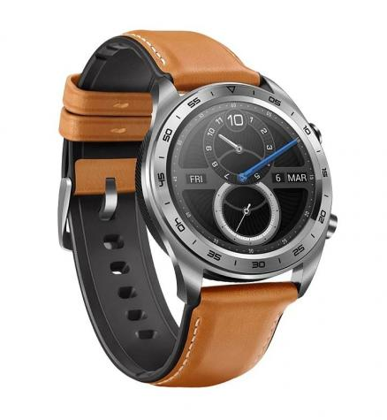 Watch Magic (leather strap)