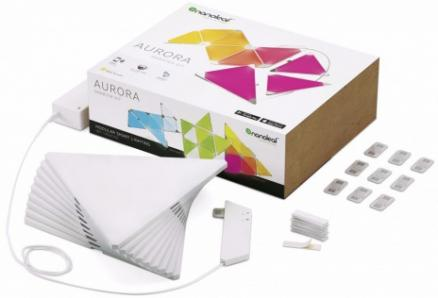 Aurora Smarter Kit (9 Panels) умных ламп (White)