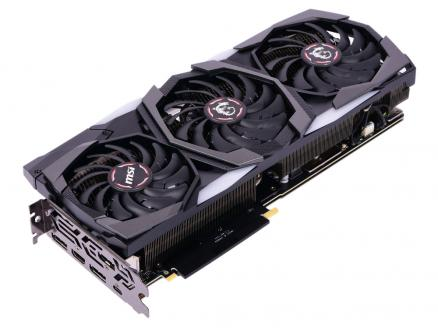 Видеокарта MSI GeForce RTX 2080 GAMING X TRIO 8Gb 1515 MHz NVIDIA RTX 2080/GDDR6 14000Mhz/256bit/PCI-E 16x/DP, HDMI, USB-C