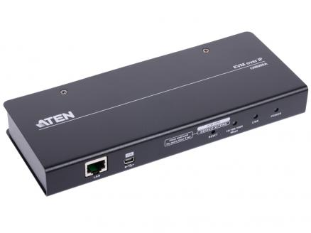 KVM-переключатель ATEN CN8000A-AT-G PS2 USB 1PORT IP VGA