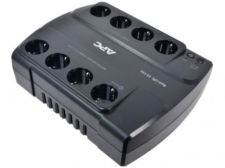ИБП APC BE550G-RS Power-Saving Back-UPS ES 8 Outlet 550VA/330W