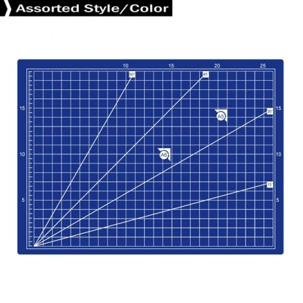 Self-Healing A4 Cutting Mat / Board With Measurements Guide (HHI-556362)