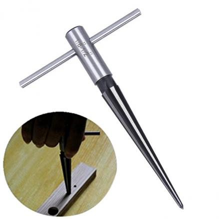 1/8-1/2'' (3-13mm) Taper Pin Reamers Hand Held Reamer T Handle Tapered (HHI-532758)