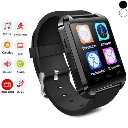Luxury U Watch Sports Bluetooth 4.0 Smart Dial Bracelet Watch (WWT-347491)