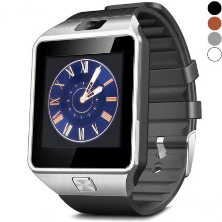 "DZ09 1.56"" Bluetooth Camera Dialing SMS Smart Watch Phone (WWT-462695)"