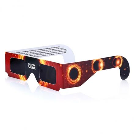 Soluna Solar Eclipse Glasses Eye Protection - Assorted Color (HHI-531582)