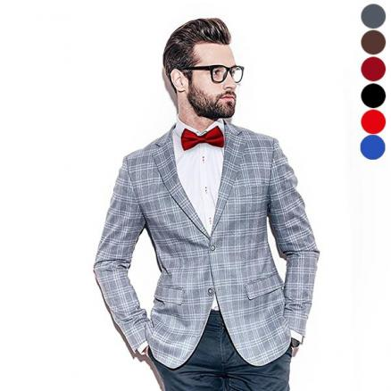 Men Bow Ties classic Dual Layers Refined Tuxedo Suit Wedding Adjustable Necktie (HHI-541806)
