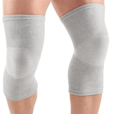 Sports Knee Support Sleeves (Pair) for Running, Jogging (HHI-552554)