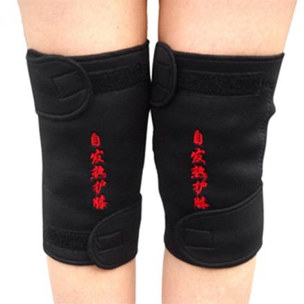 1/2/4 Pair Self-Heating Knee Support Pads Tourmaline Magnetic Therapy Knee Pads (HHI-533162)