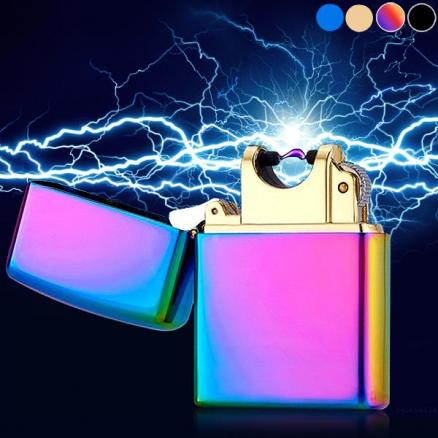 Tesla Coil Lighter USB Rechargeable Arc Electronic Cigarette Lighter (HHIJL-501577)