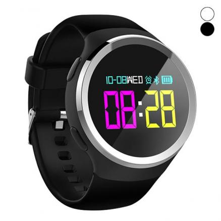 N69 Smart Bracelet Heart Rate Blood Oxygen Sleep Monitor Fitness Tracker (E-544008)