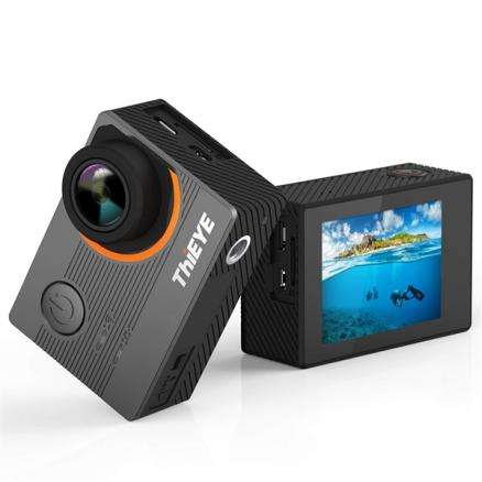 THiEYE E7 Native 4K WiFi20MP HD Sport Camera (ECM-557426)
