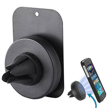 1/2/4/6 pcs Universal Air Vent Magnetic Car Mount Mobile Phone Holder Stand (RTH-497869)