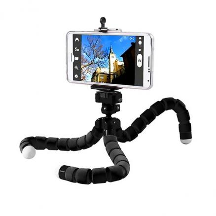 Flexible Octopus Tripod Bracket Selfie Stand Mount Phone Holder (EPATH-497774)