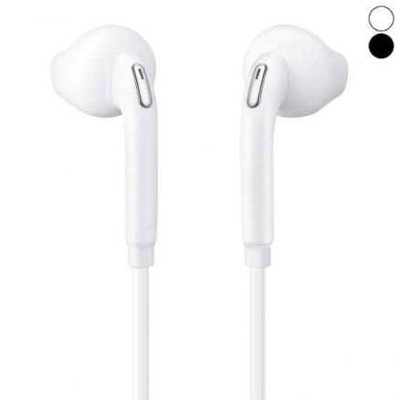 OEM Samsung Galaxy S6 S7 Edge Note 5 Headset Earphones Earbuds with Mic (EEP-548053)