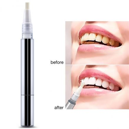 Teeth Whitening Pen Tooth Gel Whitener Bleach (HBI-113105)